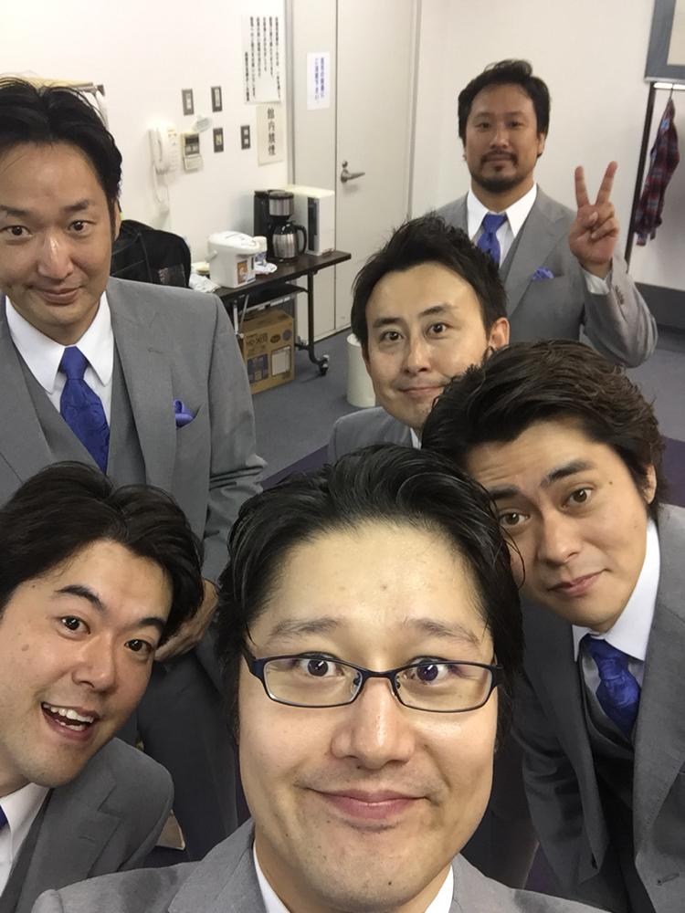 初日無事終演!