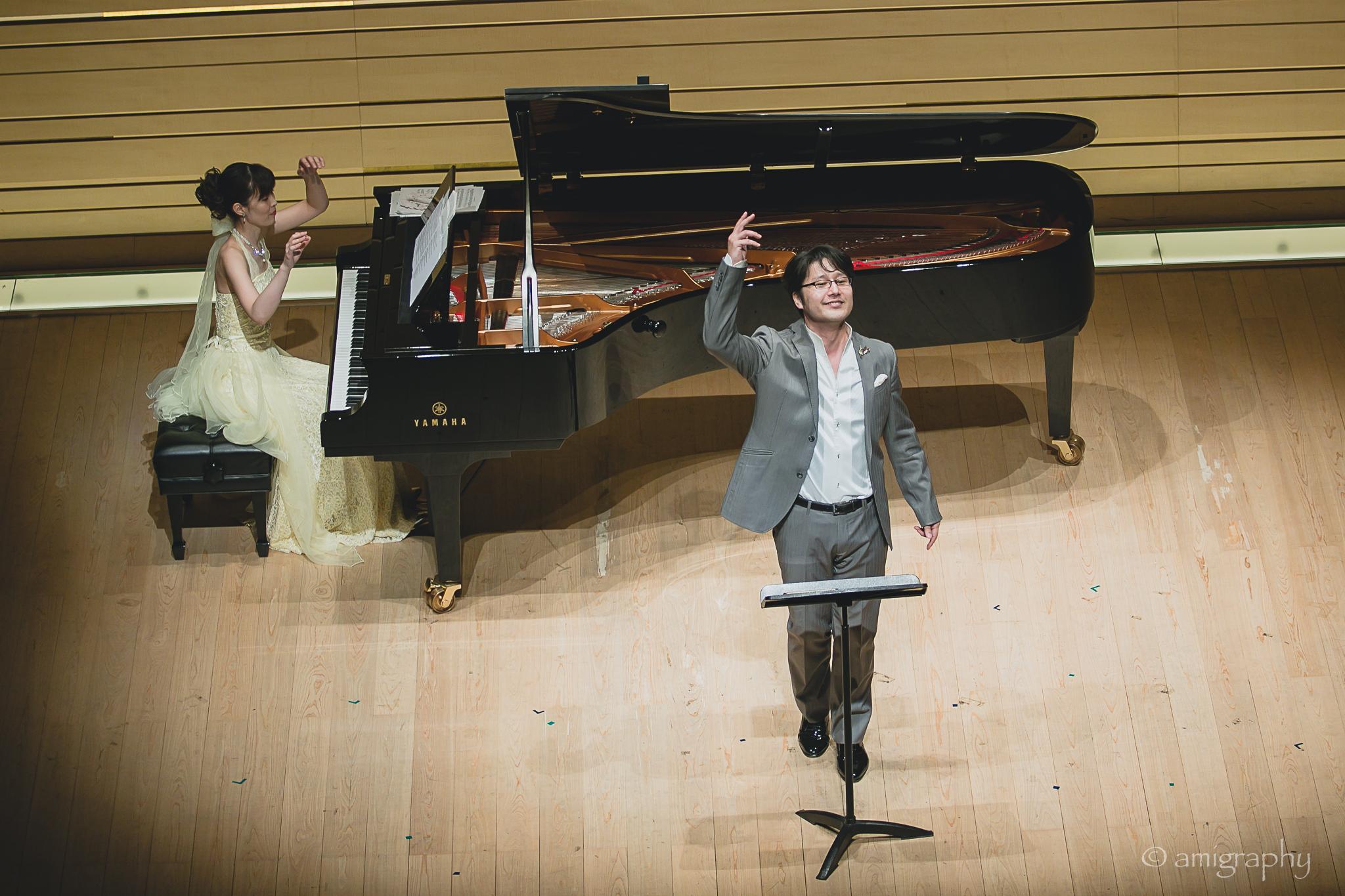 カンツォーネ。ピアノとのデュオも好きですが、実は全員でもやりたかったんです!それは次回のお楽しみ!!
