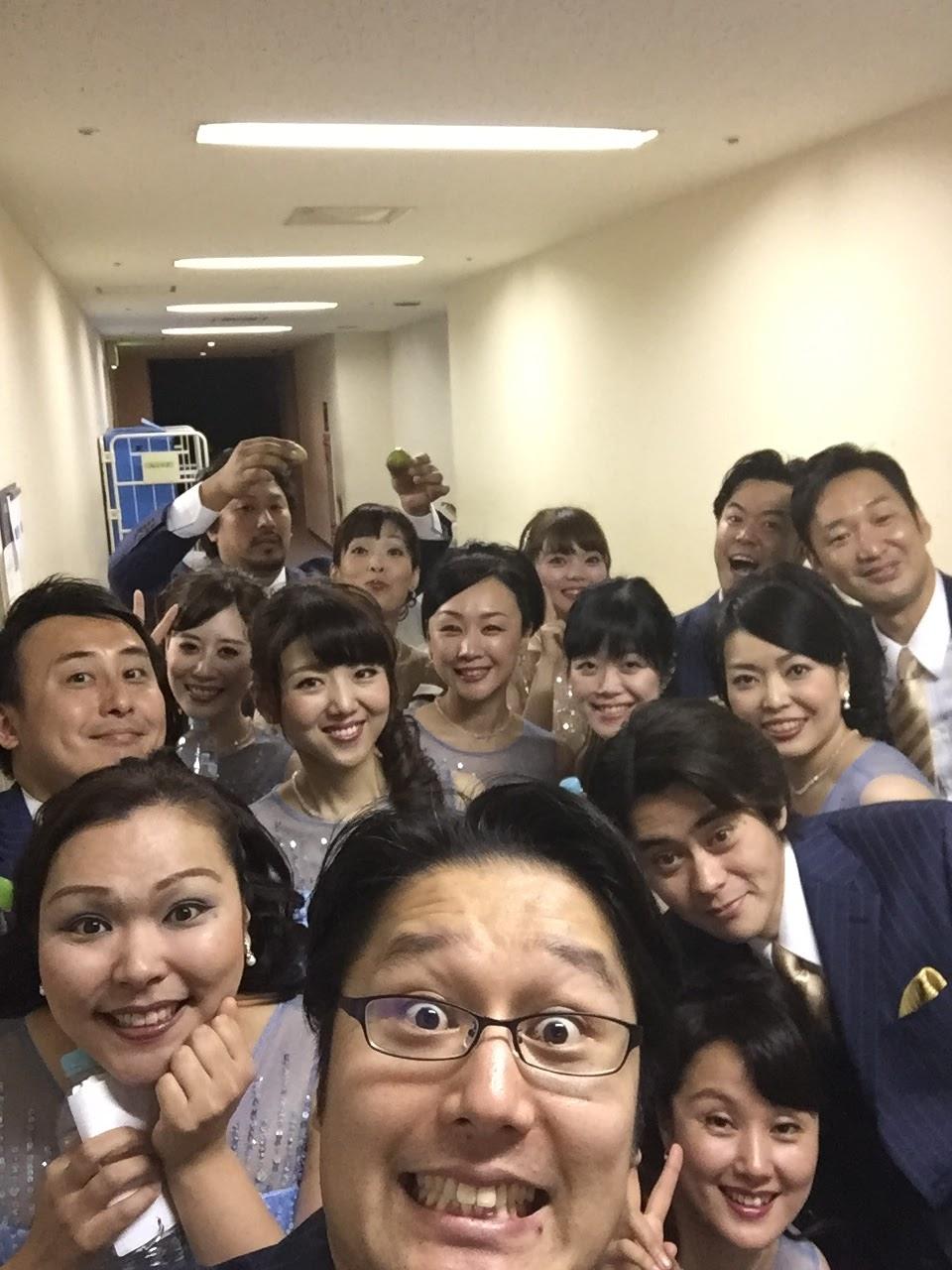 香川公演終了!谷原さん、盛り上げてくれてありがとう!