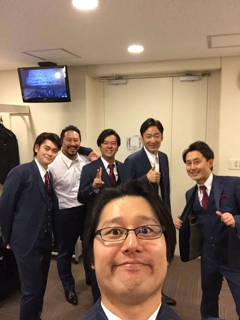 大阪初日、お疲れ様でした!!