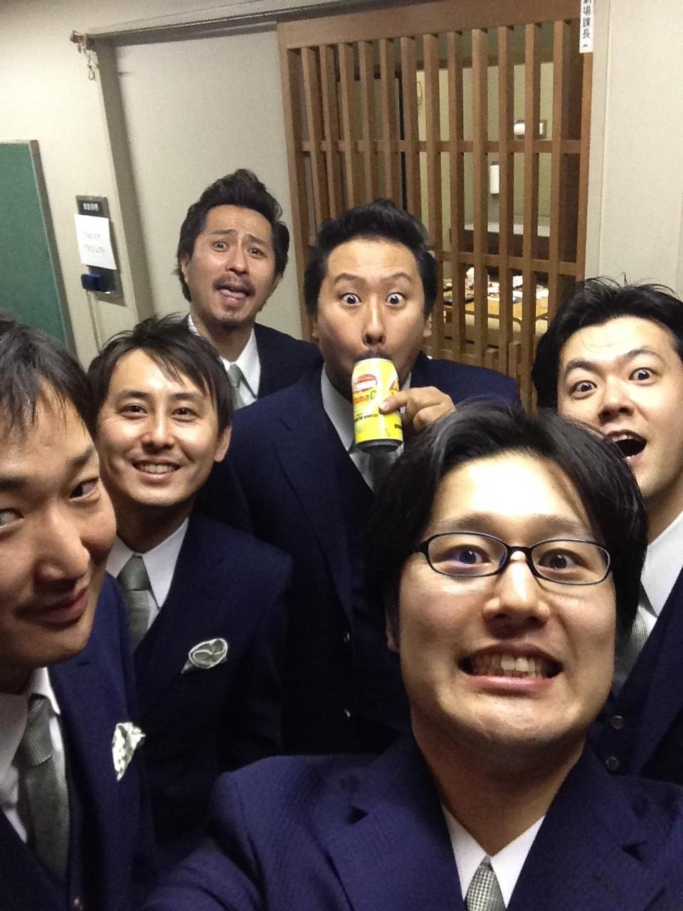 名古屋公演、これから開演!
