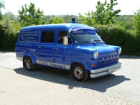 Ford Transit  Metallbau Duran Wagner