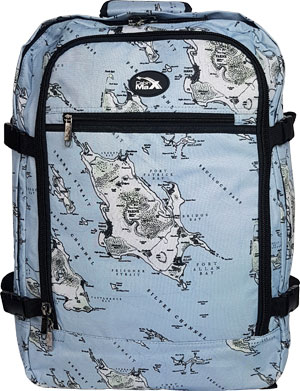 handgepäck reiserucksack cabin max