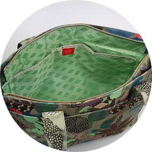 Oilily Taschen-Wickeltasche innen
