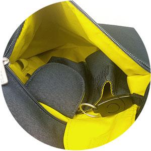 Lässig Messenger Bag Wickeltasche Elternfach