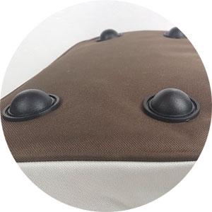 Babymoov Tasche Unterseite Standfüße