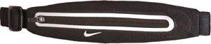 Laufgürtel Nike, Nike Expandable Running Lean Waistpack, schwarz