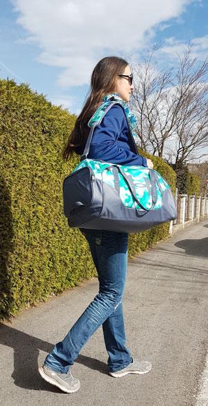 Under Armour Undeniable Duffle 3.0 Test: leichte Sporttasche mit Schuhfach