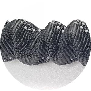 Nikkipet elastische Hundeleine mit reflektierenden Nähten