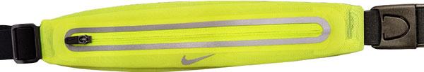 Nike Lean Waistpack Test, gelb, Nike Laufgürtel