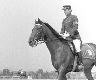 リューリック号 サラ系(セン馬)(騎乗は平井誠吾先輩)
