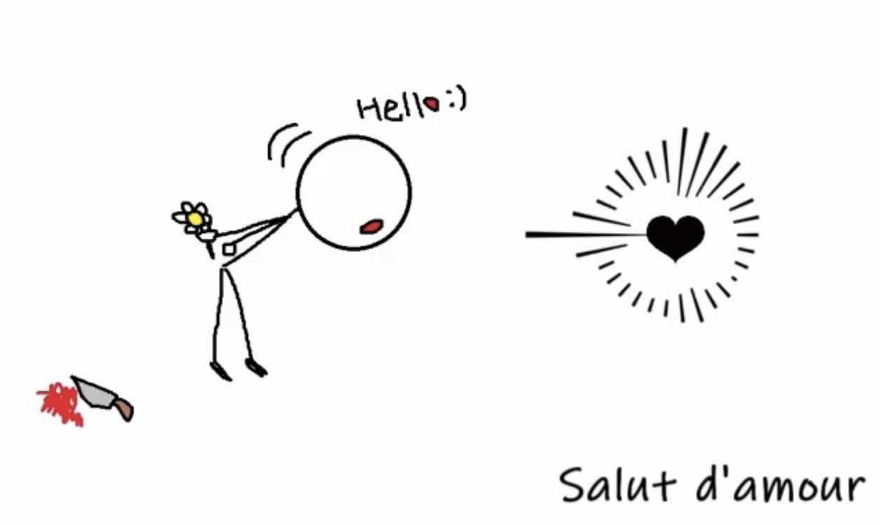 Salut d'amour