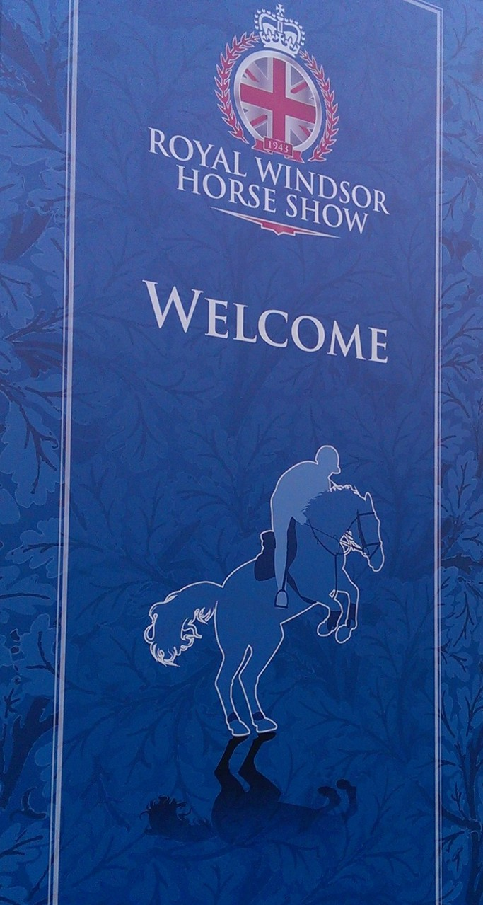 Besuch der Royal Windsor Horse Show
