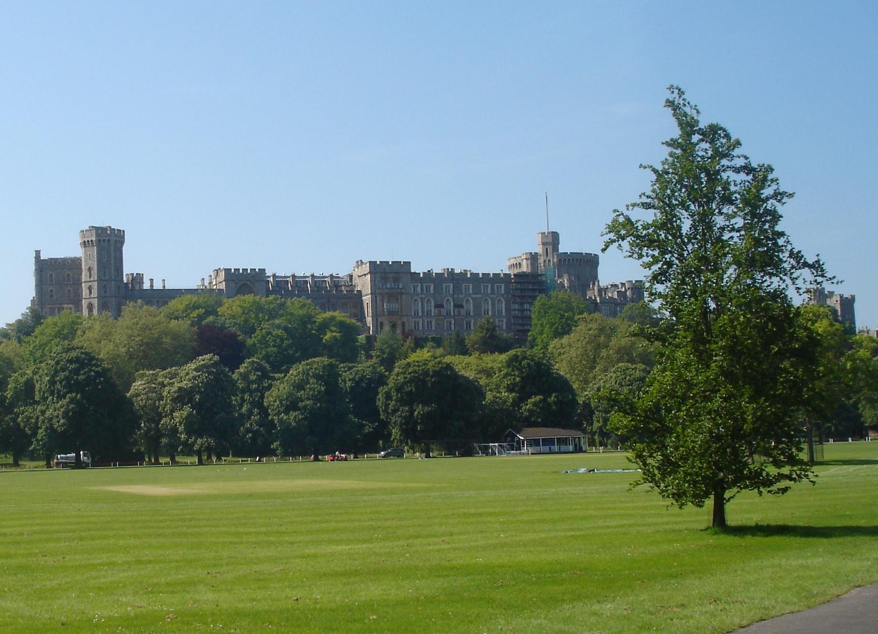 Das Schloss Windsor