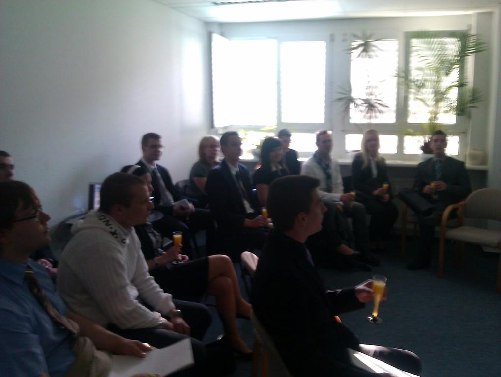 Meeting in Leipzig