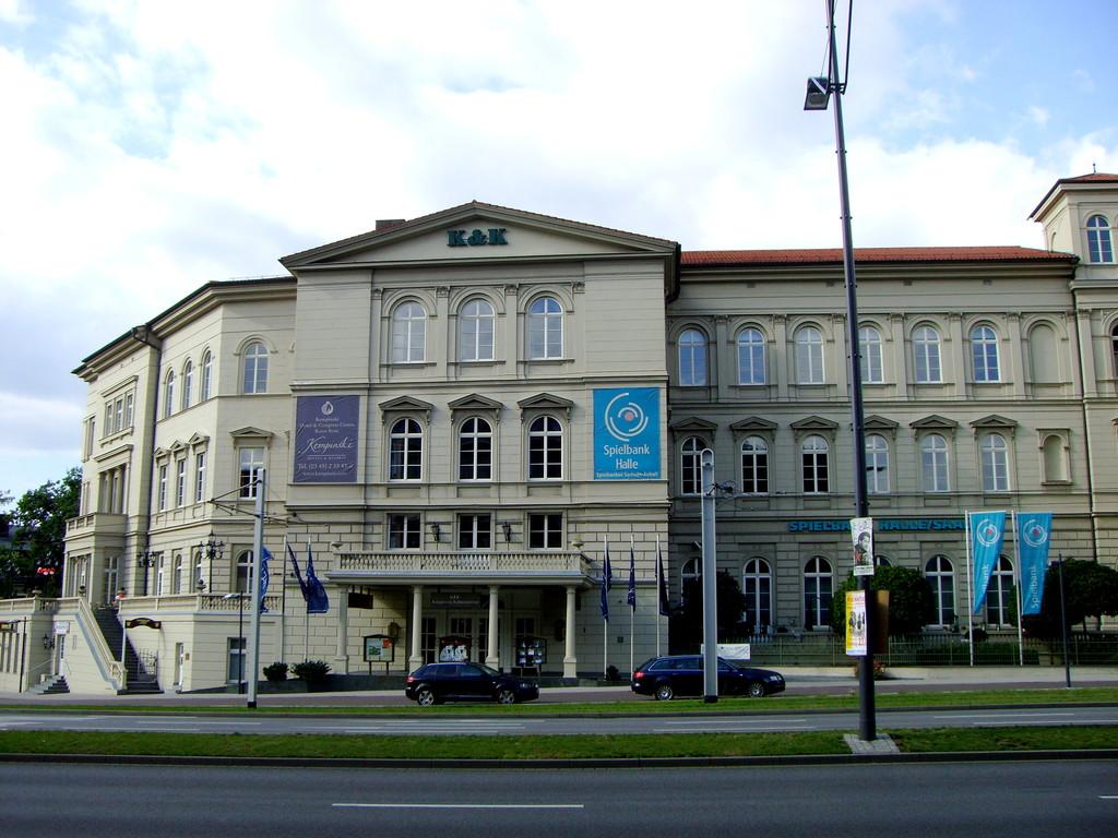 Standort Halle