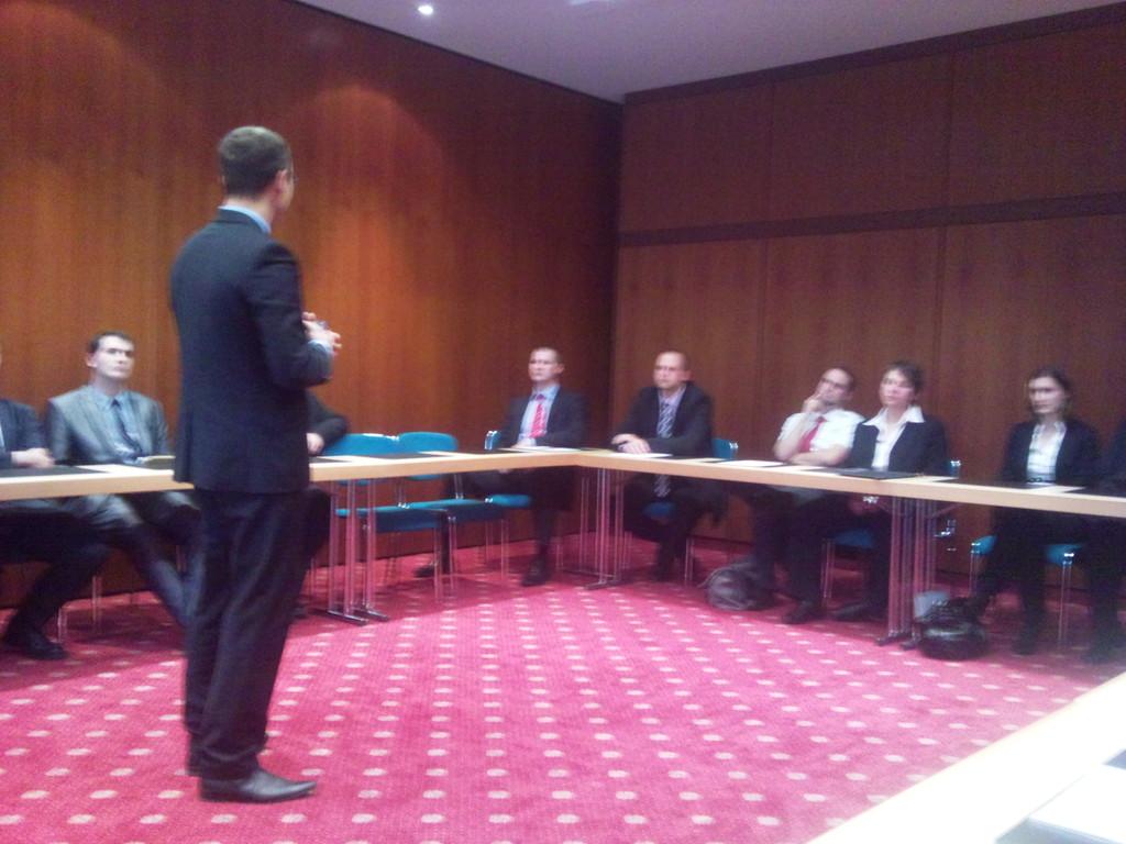 Meeting Leipzig