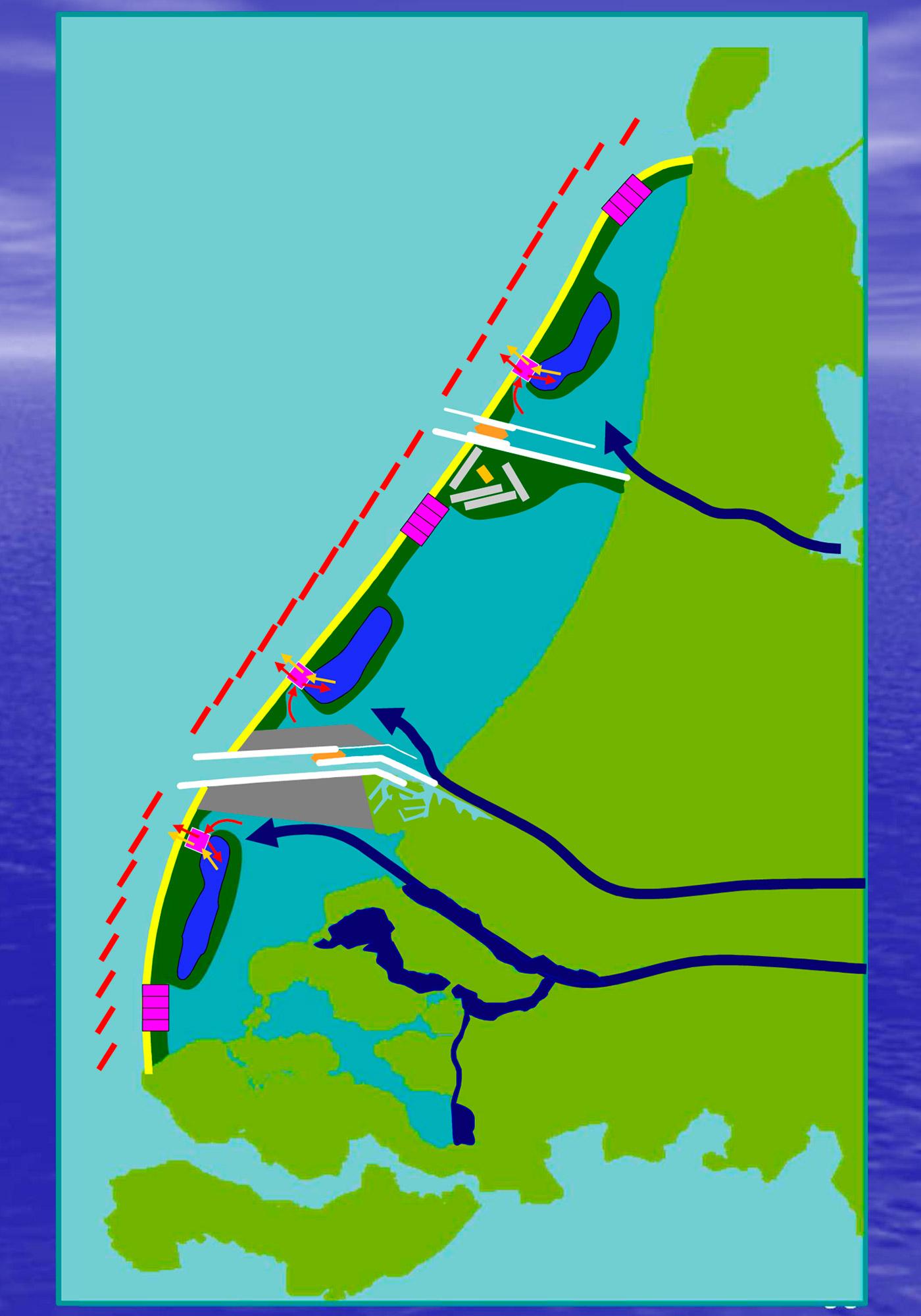 <b>Tweede kustlijn</b>