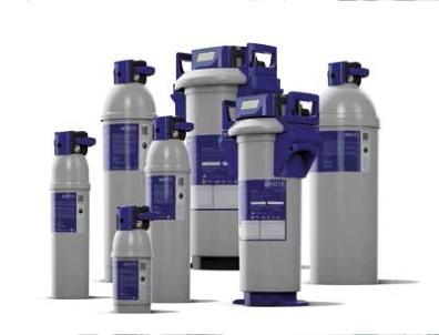 Wasserfilter als Option erhältlich