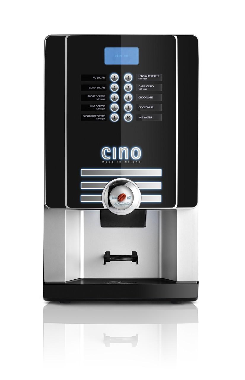Cino iC schwarz / Servomat Steigler