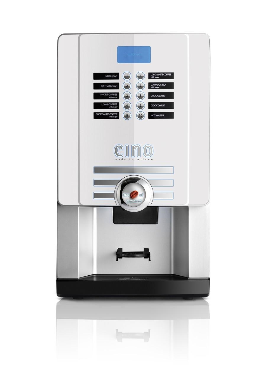 Cino iC weiss / Servomat Steigler