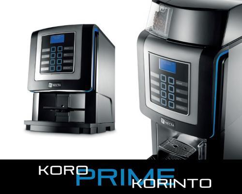 Koro Prime & Korinto Ansicht