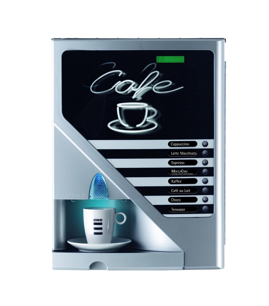 Cino Xs Kaffeemaschine Servomat Steigler Baumgarten Automatenservice