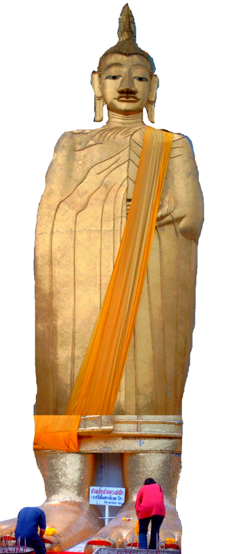 Таиланд-Будда