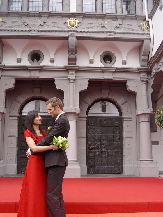 009. Регистрация заключения брака в г. Падерборн