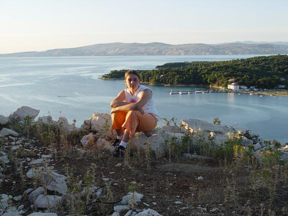 Хорватия-остров Рап