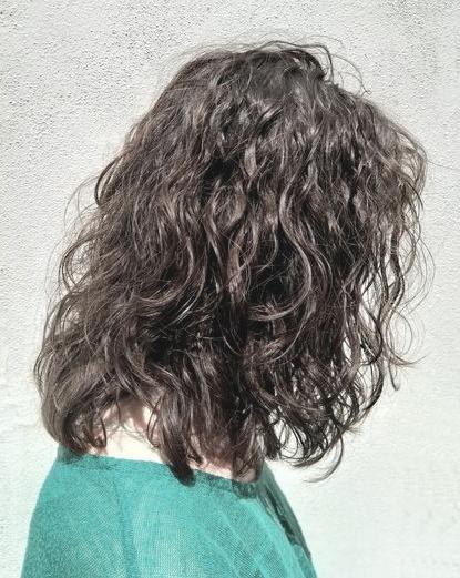 Langen dauerwelle haaren bei Kann man