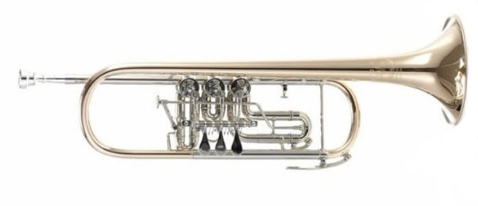 B&S 3005 WTR-L Trompete
