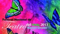 Primer festival nacional de teatro del Meta