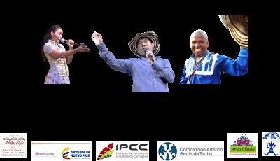 """""""Voces Sabaneras"""" Cuentería costumbrista con Reinaldo Ruiz, Yina Guitérrez y Carlos Parra en el Teatro Adolfo Mejía - Apoya IPCC"""
