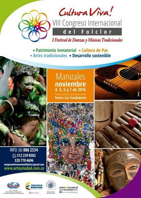 VII Congreso Internacional del Folclor