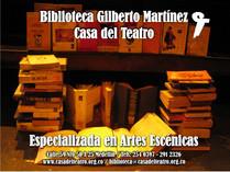 Biblioteca Gilberto Martínez