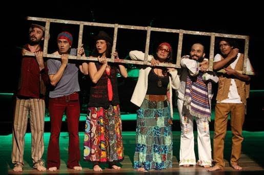 """""""Humo"""",  un especáculo musical y teatral"""