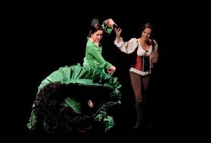 Quijote, cabaret literario