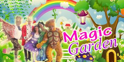 Magic Garden en Casa Comedia Cali