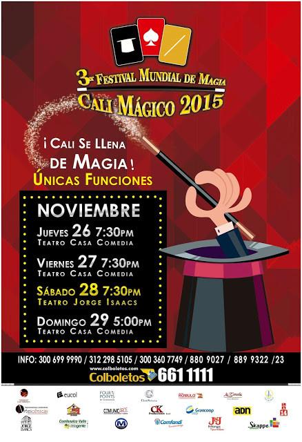 Cali Mágica 2015