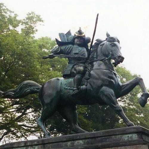 Minamoto Yoshinaka
