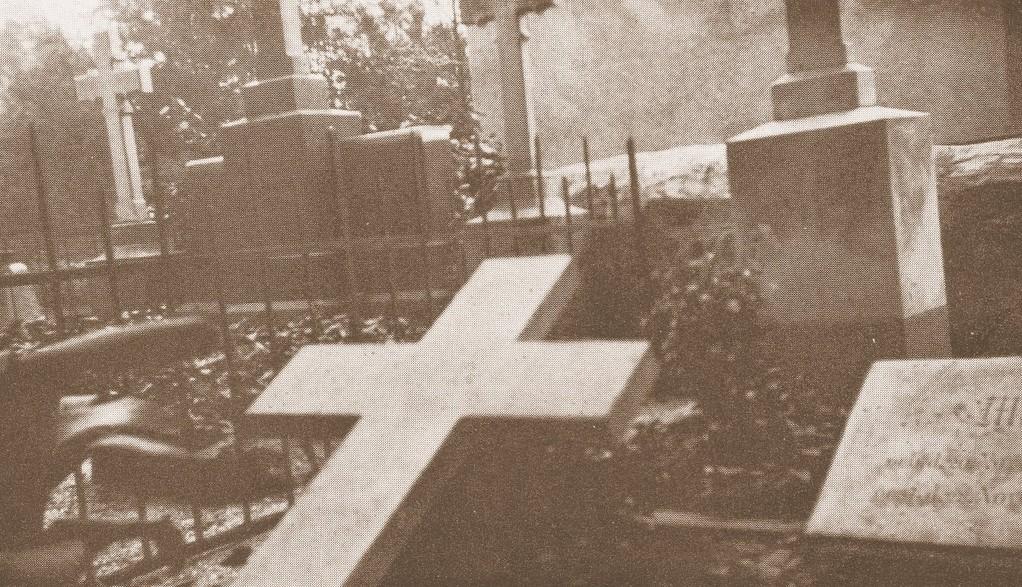 Grabstätte der Familie Bode