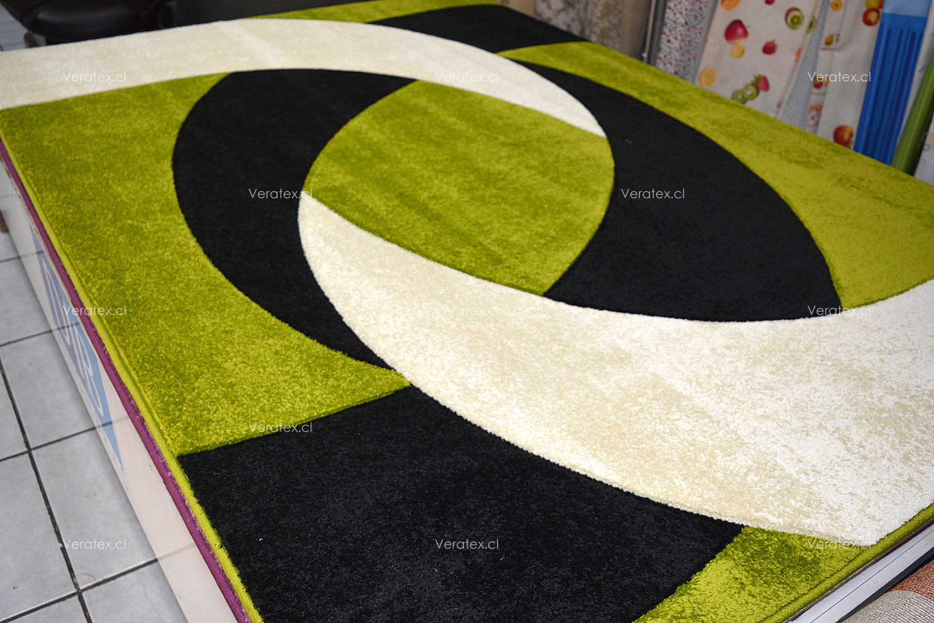 Alfombras Skywalk - Dimensiones: 1,33 x 1,80 - 1,50 x 2,00 - 1,70 x 2,30 metros