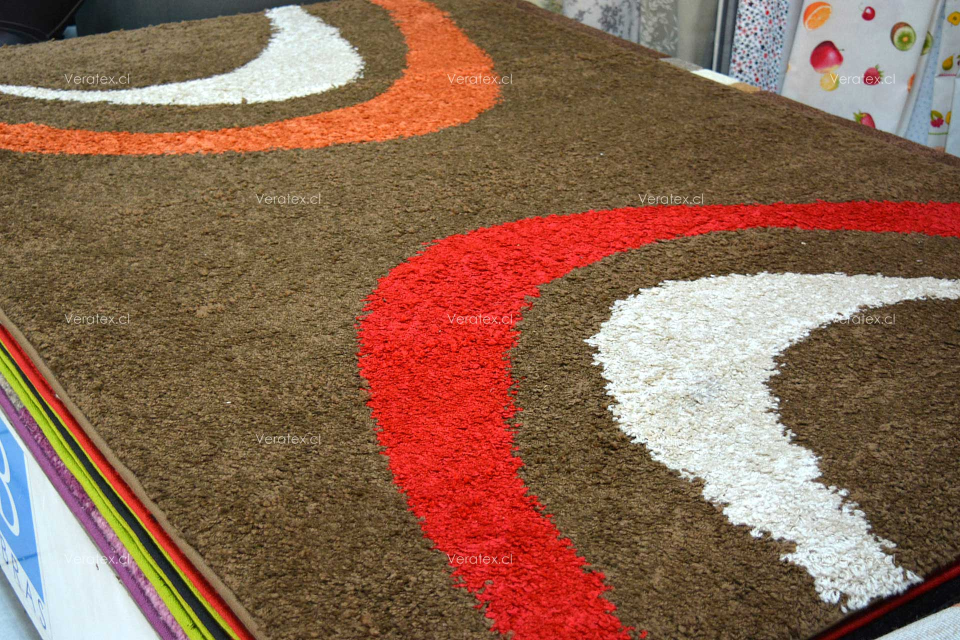 Alfombras Shaggy Touch - Dimensiones: 1,33 x 1,90 - 1,60 x 2,30 metros