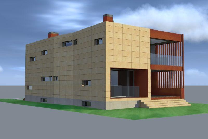 ARQ04 Estudio de Arquitectura