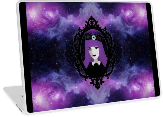 Pastel Goth Girl ~ Galaxy