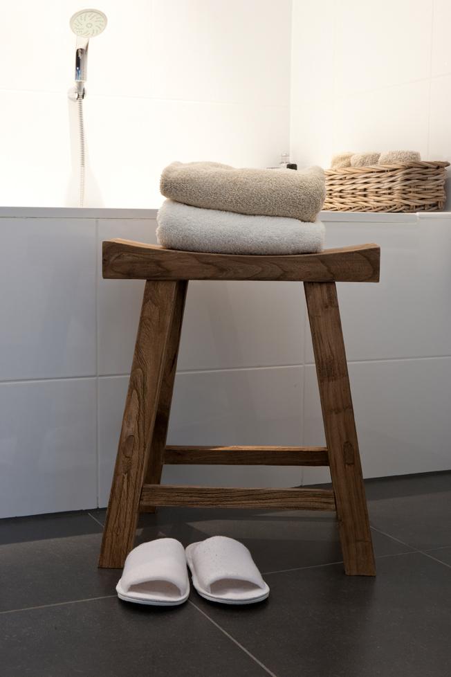 Badkamer: van een klant