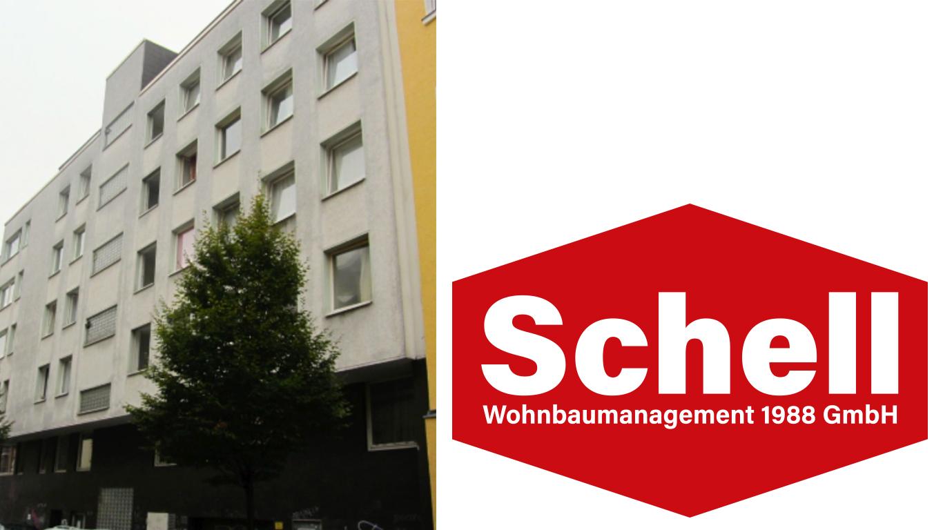 Köln - Severinswall