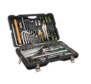Gefüllter Werkzeugkoffer für Einsteiger