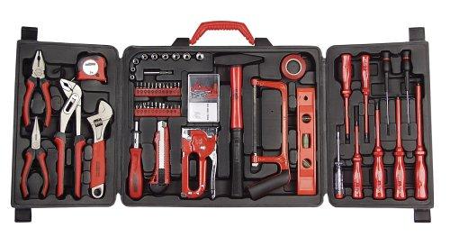 Haushalts Werkzeugkoffer, Klappkoffer M29065